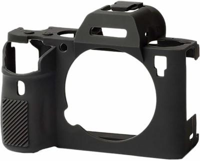 digiclicks Silicon Cover Case Compatible with Sony Alpha A7-R3, Professional Silicone Rubber Camera Case Cover Detachable Protective - Black Camera...