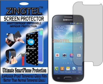 ZINGTEL Tempered Glass Guard for SAMSUNG GALAXY S4 MINI I9192 (Flexible, Unbreakable)(Pack of 1)