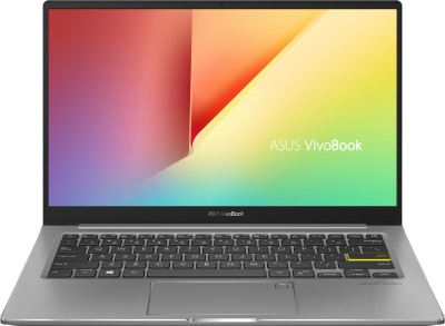ASUS VivoBook S S13 Core i5 11th Gen - (8 GB/512 GB SSD/Windows 10 Home) S333EA-EG501TS Thin and Light Laptop(13.3 inch, Grey, 1.20 kg, With MS Office)