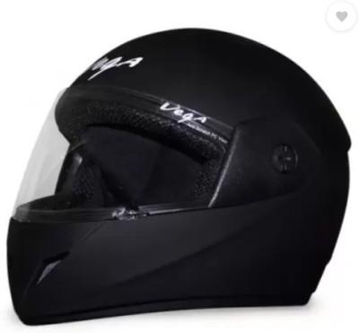 VEGA Cliff Full Face Helmet Motorbike Helmet(Black)