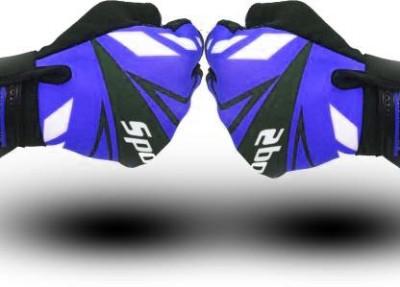 Leosportz Cycling Fingerless Gloves Breathable Half Finger Non-Slip Shock-Absorbing Gym & Fitness Gloves(Multicolor)