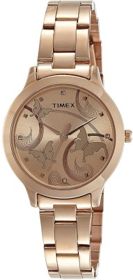 TIMEX TW000T610 Analog Watch   For Women TIMEX Wrist Watches