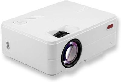 Torexo Sales Latest TS82 FullHD 1080P High Definition LED Projector, WiFi, AV/TV, USB, SD, VGA, HDMI, Miracast, Inbuilt YouTube, Home...