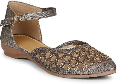Fashion Feet Women Gold Wedges Fashion Feet Wedges