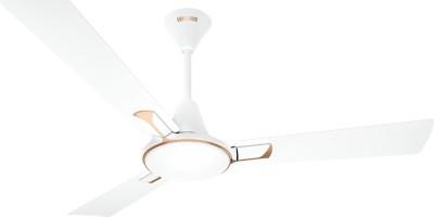 LUMINOUS Pinnacle 1200 mm 3 Blade Ceiling Fan 1200 mm 3 Blade Ceiling Fan(Mint White, Pack of 1)
