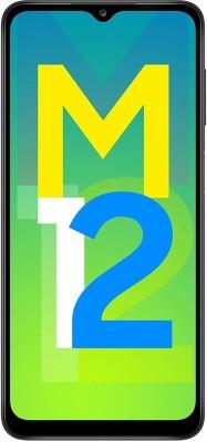 SAMSUNG Galaxy M12 (Black, 64 GB)(4 GB RAM)