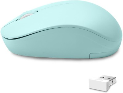 InOne Stylish Wireless Mouse Wireless Optical Gaming Mouse 2.4GHz Wireless, Green InOne Controllers
