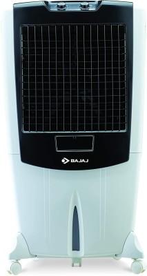 BAJAJ 95 L Desert Air Cooler(White, Black, DMH95(480114))
