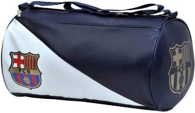 SABUZ BAG sabuz fcb gym bag + blue56 Small Travel Bag Blue SABUZ BAG Small Travel Bags