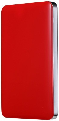 KIRTIDA 400 GB External Hard Disk Drive with 2 GB Cloud Storage(Red)