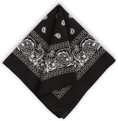 Shop At Bargain Bandana Handkerchiefs - Large/Jumbo Paisley Cowboy Bandanas for Men & Women - Head & Face Wrap Scarf [