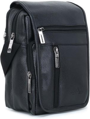 ADAMSON Black Sling Bag Gear