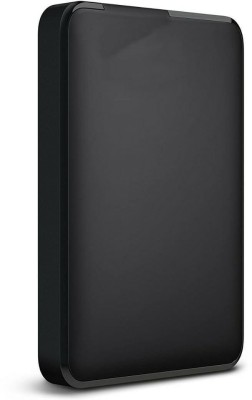 KIRTIDA 600 GB External Hard Disk Drive with 10 GB Cloud Storage(Black)