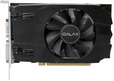 GALAX NVIDIA GEFORCE GT 730 4GB DDR3-64-bit HDMI/DVI/VGA 2 GB DDR3 Graphics Card