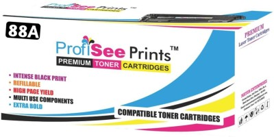 profisee print 88A/ CB388A for P1007 P1008 P1106 P1108 M1136 M1213nf M1216nfh M1218nfs Black Ink Toner profisee print Toners