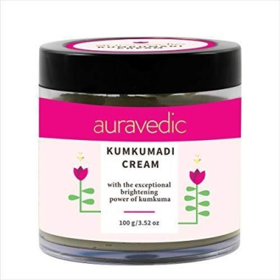 AURAVEDIC Kumkumadi Cream(100 g)