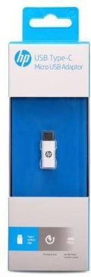 HP USB Type C OTG Adapter(Pack of 1)