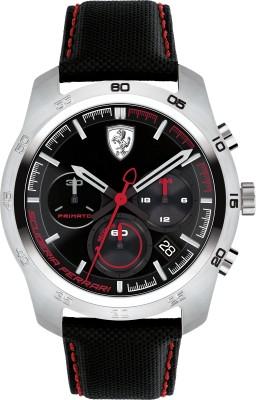 SCUDERIA FERRARI 0830444 PRIMATO Analog Watch   For Men SCUDERIA FERRARI Wrist Watches