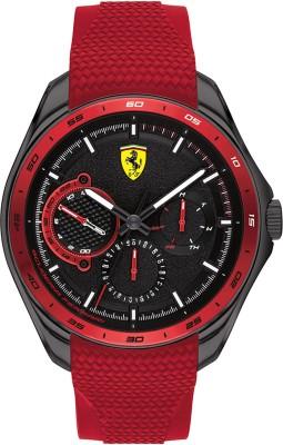 SCUDERIA FERRARI 0830681 SPEEDRACER Analog Watch   For Men SCUDERIA FERRARI Wrist Watches
