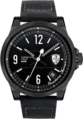 SCUDERIA FERRARI 0830272 Formula Italia S Analog Watch   For Men SCUDERIA FERRARI Wrist Watches
