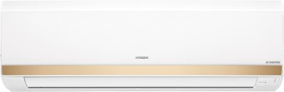 Hitachi 1.5 Ton 5 Star Split Inverter Expandable AC - Gold(RSOG518HEEA/ESOG518HEEA/CSOG518HEEA, Copper...