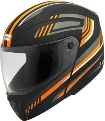 STUDDS NINJA ELITE SUPER D1 FULL FACE N10 - L Motorbike Helmet(Matt Black)