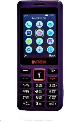 Intex Turbo 108+(Purple)