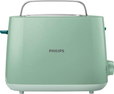 PHILIPS HD2584/60 830 W Pop Up Toaster(Desert Green)