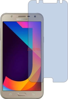 ZINGTEL Tempered Glass Guard for SAMSUNG GALAXY J7 TOP (Impossible AntiBlue Light)(Pack of 1)