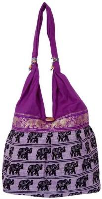 ishvik Purple Shoulder Bag ishvik Sling Bags