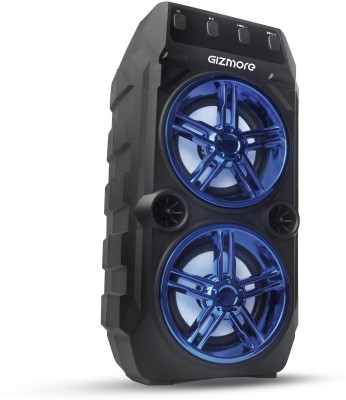 Gizmore Giz MS511 10 W Bluetooth Speaker(Black, Stereo Channel)