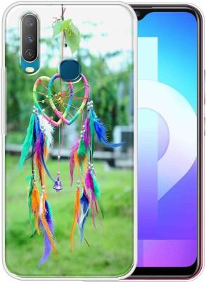 Vascase Back Cover for Vivo Y11, Vivo Y12, Vivo Y15, Vivo Y17, Vivo U10(Multicolor, Flexible, Silicon)