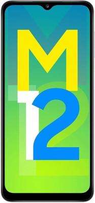 SAMSUNG Galaxy M12 (White, 128 GB)(6 GB RAM)
