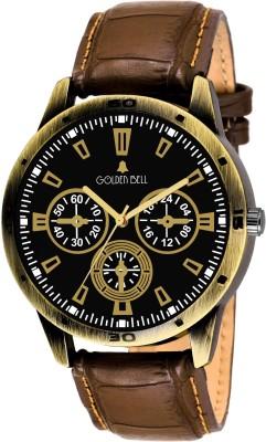GOLDEn BELL  GB 6 Analog Watch   For Men GOLDEn BELL Wrist Watches