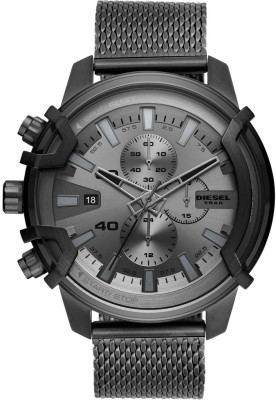 DIESEL Griffed Griffed Analog Watch  - For Men