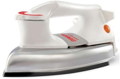 EVEREADY DI500 LX 1000 W Dry Iron(White)