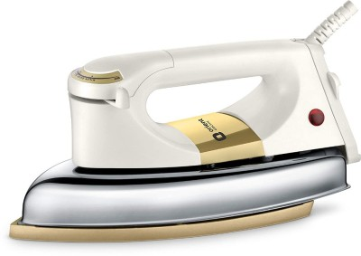 Orient Electric by Kratos Heavy Weight DIKR10IH 1000 W Dry Iron(Ivory)