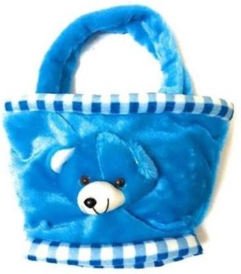 Champshade Teddy basket  20cm    20 cm Blue Champshade Soft Toys