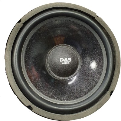 DAB 8 inch 120 Subwoofer Car or Home Theater Subwoofer(Powered , RMS...