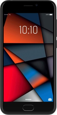 Voto V2I (Black, 16 GB)(2 GB RAM)