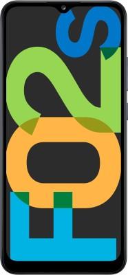 SAMSUNG Galaxy F02s (Diamond Black, 64 GB)(4 GB RAM)