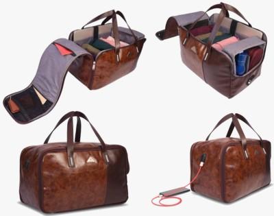BBD ARTT bbdartt01 Small Travel Bag Brown