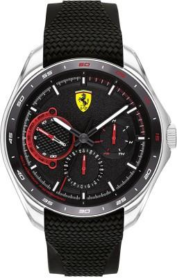 SCUDERIA FERRARI 0830683 Speedracer Analog Watch   For Men SCUDERIA FERRARI Wrist Watches