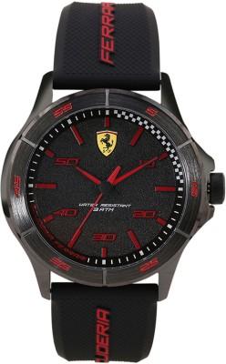SCUDERIA FERRARI 0830814 Analog Watch   For Men SCUDERIA FERRARI Wrist Watches