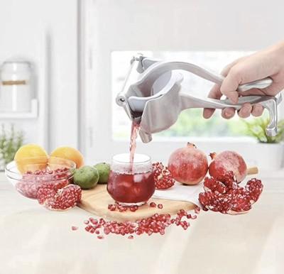 Bloom Aluminium Hand Juicer fruit squeezer juice(Steel Pack of 1)