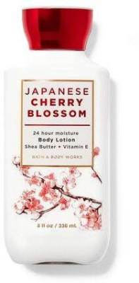 Bath and Body Works Japanese Cherry Blossom Body Lotion(236 ml)