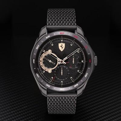 SCUDERIA FERRARI 0830686 Speedracer Analog Watch - For Men