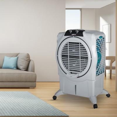 Symphony 75 L Desert Air Cooler(Grey, Sumo 75 XL)