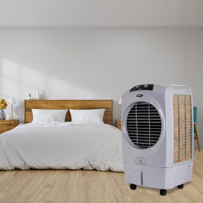 Symphony 45 L Desert Air Cooler(Grey, Siesta - G)