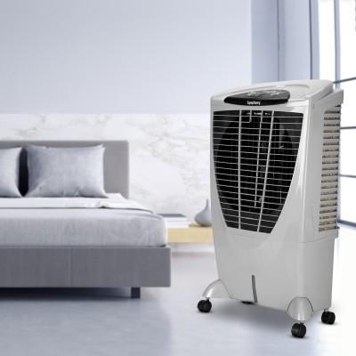 Symphony 80 L Desert Air Cooler(Grey, Winter 80XL+)